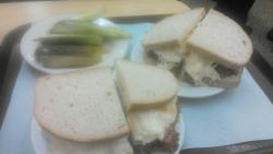 Huge Sandwiches!
