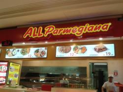 All Parmegiana