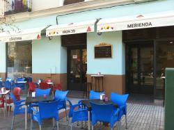 Cafetería Irún 39
