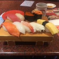 Sushi-Go-Round (Kaitensushi) Choice Shizunai
