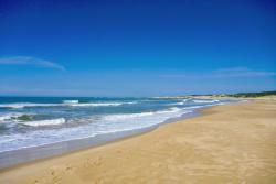 Las Achiras Beach