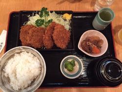Tonkatsu No Kado-Ya Suwa Ekimae
