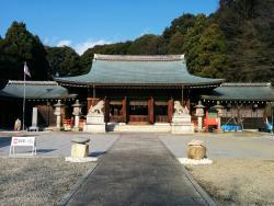 Kyoto Ryozen Gokoku Shrine