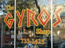 The Gyros Shop