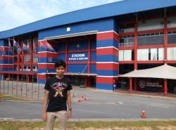 Tan Sri Dato Haji Hassan Yunos Stadium