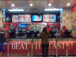 KFC Mall Mangga Dua