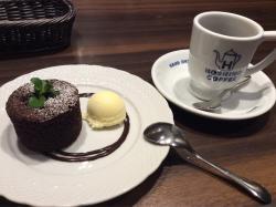 Hoshino Coffee Otsu Mano