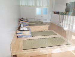 教室改造宿泊室