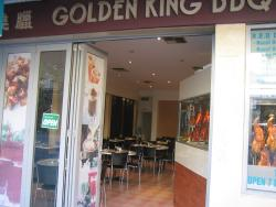 Golden King BBQ Express