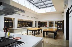 Almond Zucchini Cooking Studio