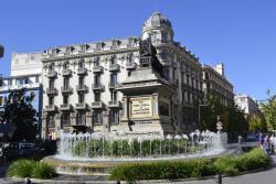 Plaza de Isabel La Catolica