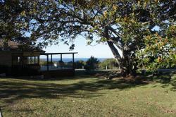 Bella Vista Cafe at North Head overlooking Sydney Harbour
