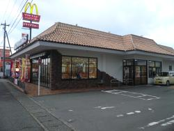 McDonald's Route 246 Gotemba