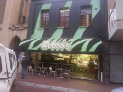 Zebro's Chicken