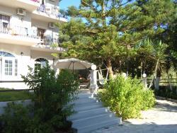 Il giardino fronte mare