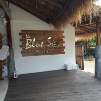 The Blue Sky Restaurant