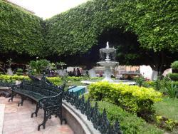 Jardin de la Union