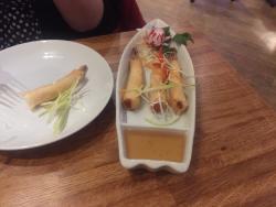 The best Thai I've tasted