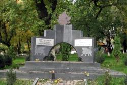 The Monument of Innocent Victims of the Assyrian Genocide in 1915