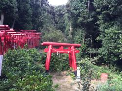Kinkoinari Shrine