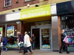 McDonald's - Foregate Street