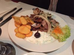 Waldcafe Restaurant Dionysos