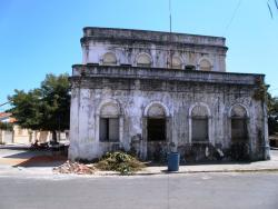 Antigo Prédio da Cadeia Pública