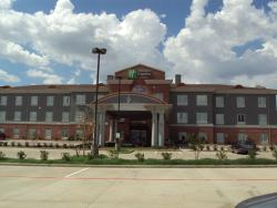 Holiday Inn Express Hotel & Suites Graham