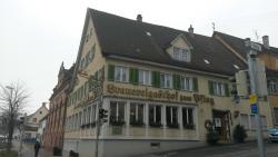 Ehemalige Brauerei Zum Pflug Wilhelm Mayer