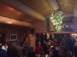 Fjellparkstua Reception and Cafe