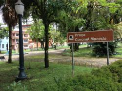 Praça Coronel Macedo