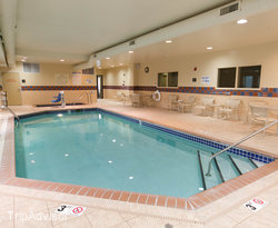 The Pool at the Hampton Inn & Suites Minneapolis - St. Paul Airport