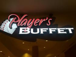 Player's Buffet