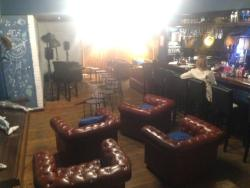 Gentleman's House. Barbershop and Coctail Bar