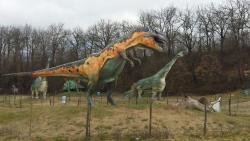 Parco Dinosauri Le Pietre del Drago