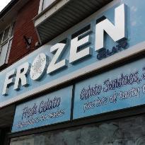 Frozen Gelato