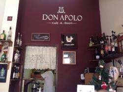 Don Apolo Cafe E Bistro