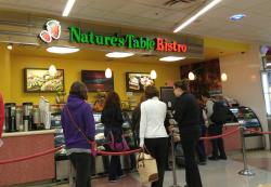 Natures table bistro