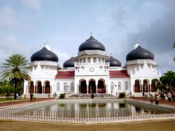 ‪Baiturrahman Grand Mosque‬