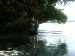 East Pangandaran Beach