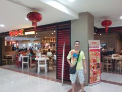 Wok Noodle Pasar Atom