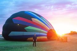 Aerogelic Ballooning