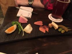 Great beer and amazing food!