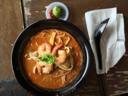 Auntie Angela's Delicious Sarawak Laksa