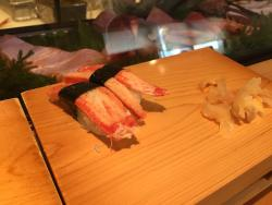Fresh and delicious sushi shop in Ise