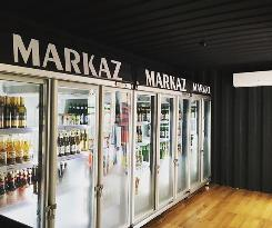 Markaz Kopi & Beer Garden