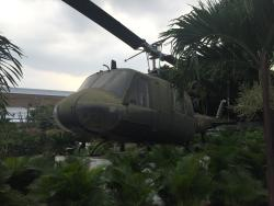 Tan Son Nhut Air Force Museum