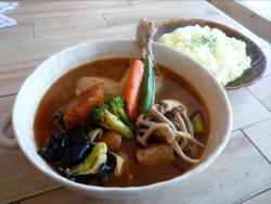 Soup Curry Tom Tom Kikir