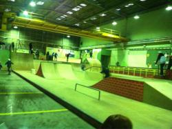 Skatepark of Rouen