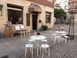 brandmarken - Café